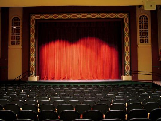 Curtain up on 2015-16 Theater Season