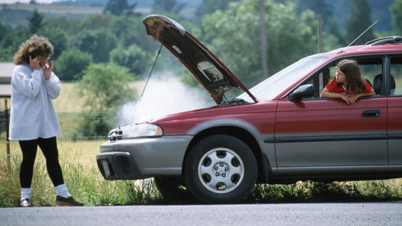 stranded motorist