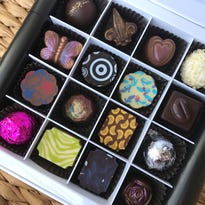 Mother's Day gifts: Famous women inspire every piece of chocolate in this box