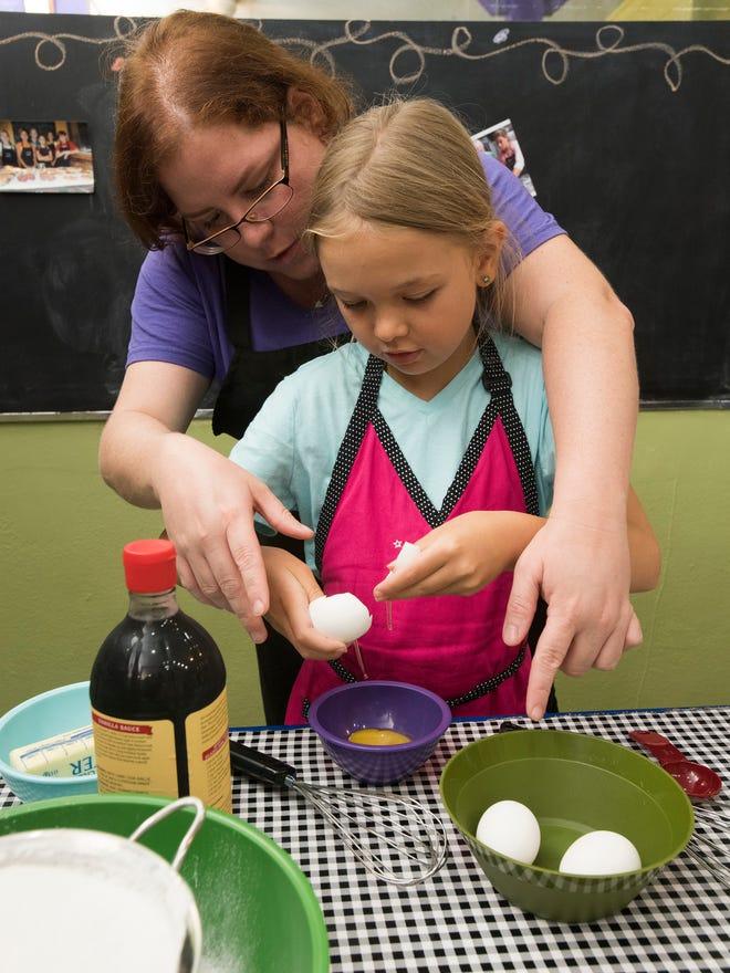 Pensacola Cooks Kitchen Offers Kids Classes