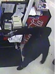 Police are looking for two men who they say robbed an Advance Auto Parts in Spring Garden Township over the weekend. Photo courtesy of Spring Garden Township Police.