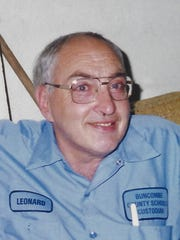Leonard Worley