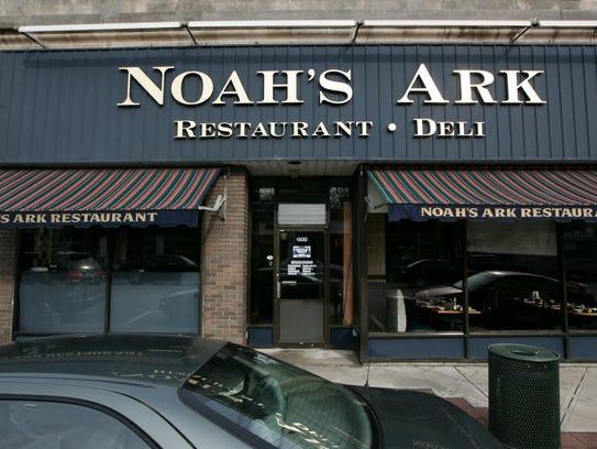 Noah's Ark in 2012.