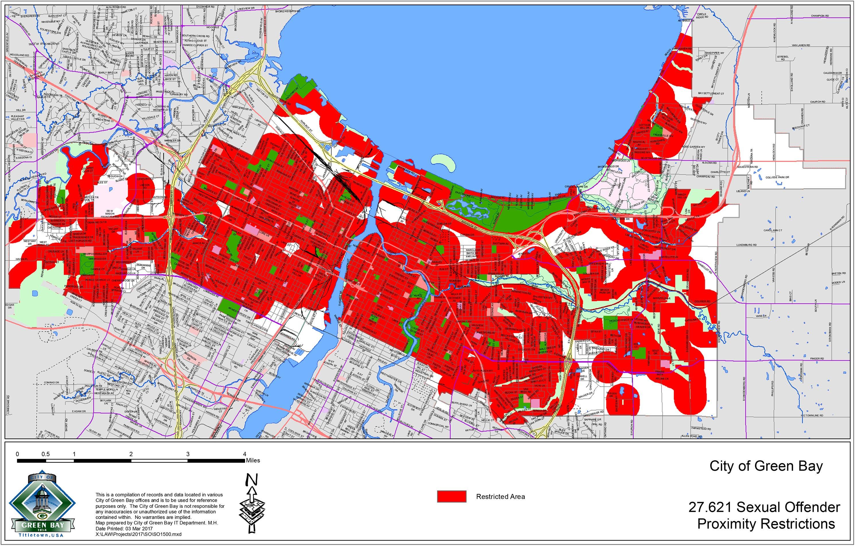 Sex offender map florida 1000 feet