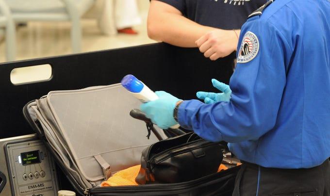 911 3 tsa baggies