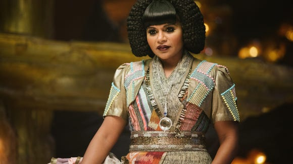"Mindy Kaling is Mrs. Who in ""A Wrinkle in Time."""