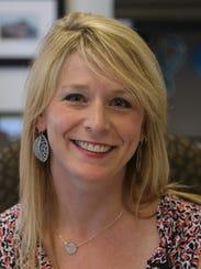 Kristen Houser, Chief Public Affairs Officer at PCAR