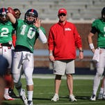 Dan Werner impressed by Kelly, other QBs after scrimmage