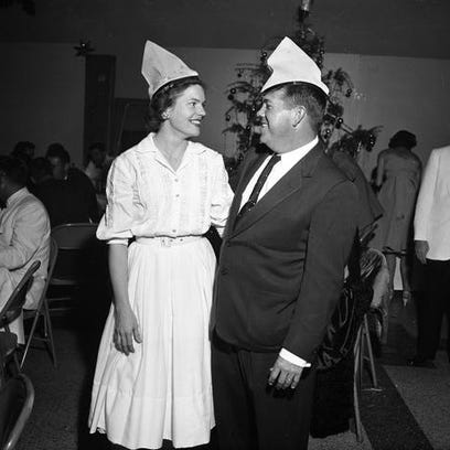 New Year's Eve Tallahassee 1959
