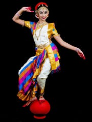 Ria Datla will perform 10 Indian dances at her June 21 recital at Sycamore Junior High School.