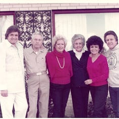 You could live in Johnny Cash's mother's house, the Mama Cash Home, in Hendersonville