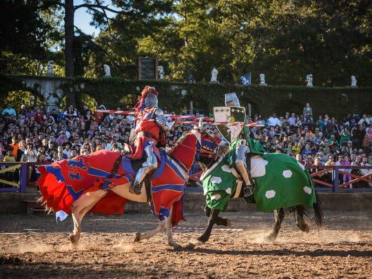 Texas Renaissance Festival  wins Best Cultural Festival