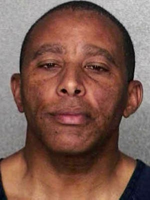 Miami Gardens police Chief Stephen Johnson was fired after being arrested on charges of soliciting a prostitute on Feb. 27, 2015.