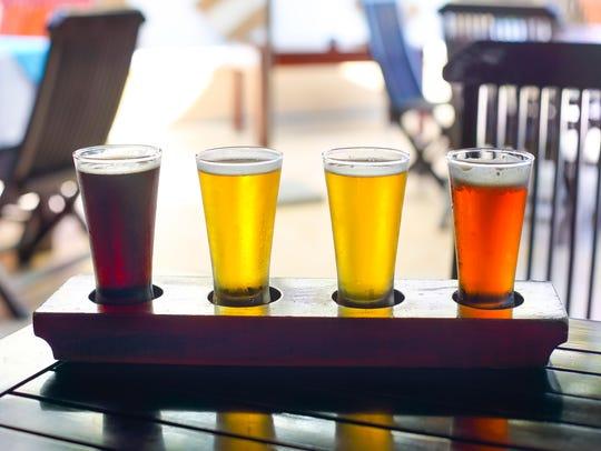 Belgian beers are notoriously good for food pairings.