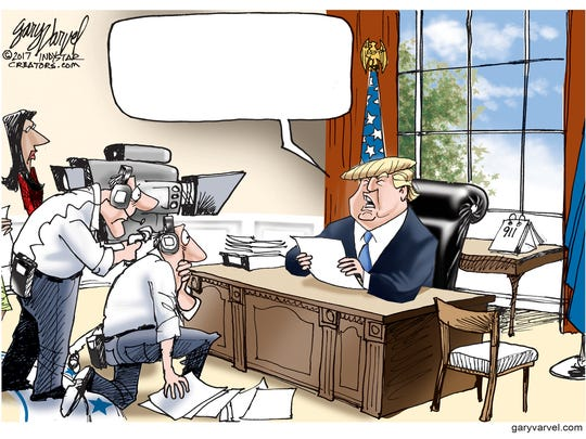 Follow Gary Varvel on Twitter @varvel and follow him