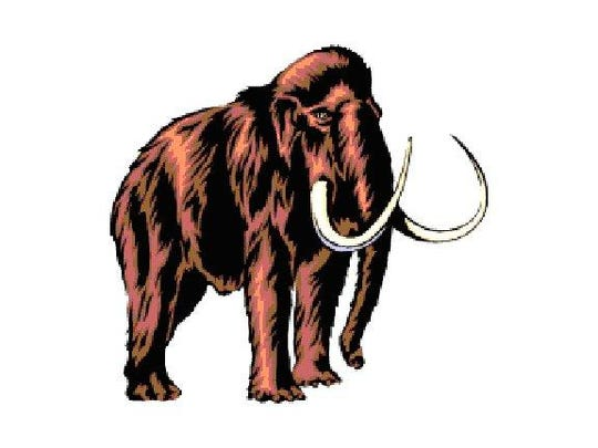 Mammoth icon for Mount Holly.