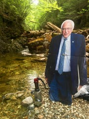 "Garet Bleir wrote that Sen. Bernie Sanders ""is better at sparking political reform than he is at filtering water."""