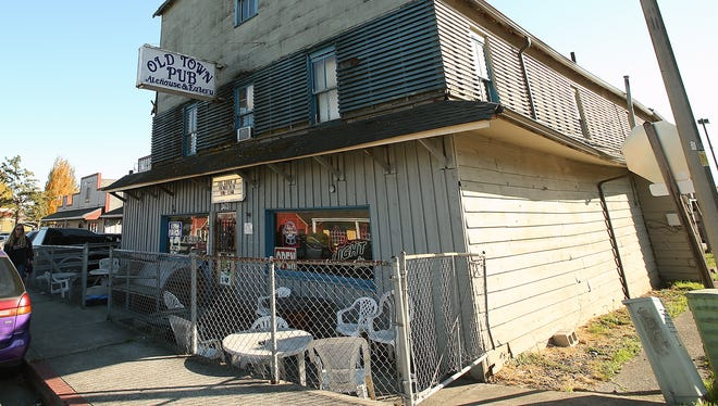 The Old Town Pub in Silverdale has until Nov. 2 to vacate the premises. County officials say the building is unsafe, forcing out the longtime pub and residents who live on the upper floor.