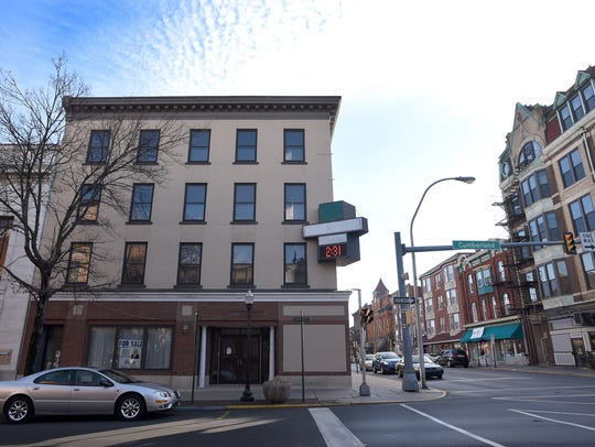 The former Northwest Savings Bank will be the new home