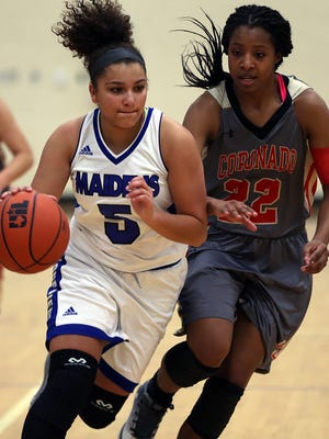 Lake View's Jordan Brooks averaged 31.7 points per game over the season's final 13 games to lock up All-West Texas Super Team MVP honors.