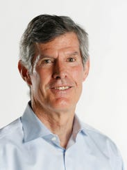Fred Hubbell, Democratic candidate for governor, Wednesday,
