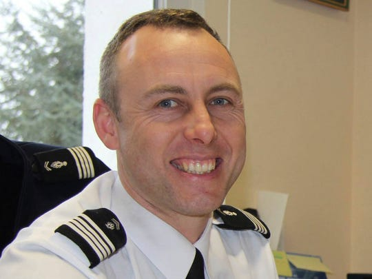 The officer who offered to be swapped for a female hostage was identified as Col. Arnaud Beltrame.