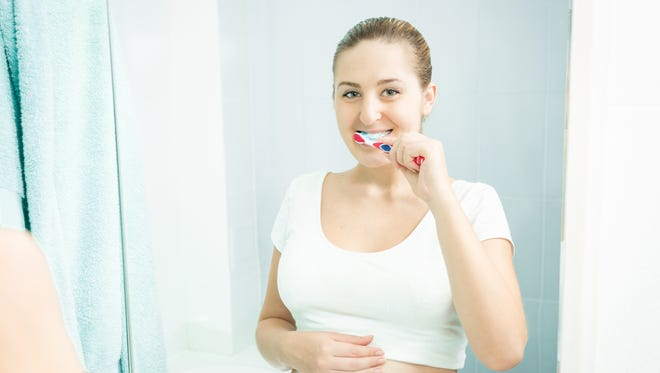 Thinking about getting pregnant? Make an appointment with your dentist.
