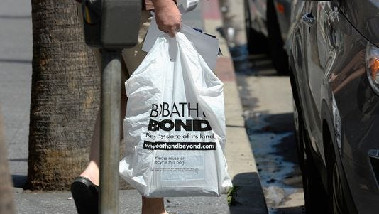 Bed Bath & Beyond will pay $125,000 and modify its hiring practices after the state found the corporation discriminated against people with criminal records when hiring,