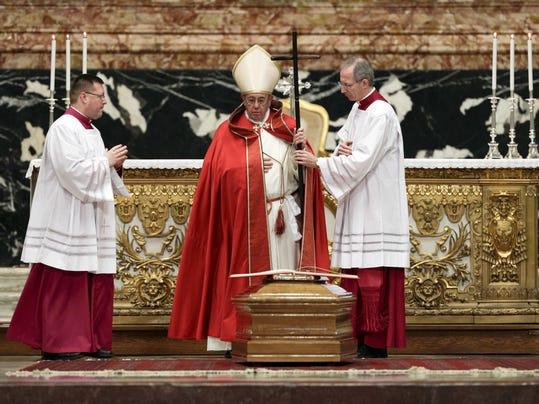 Vatican Law Funeral