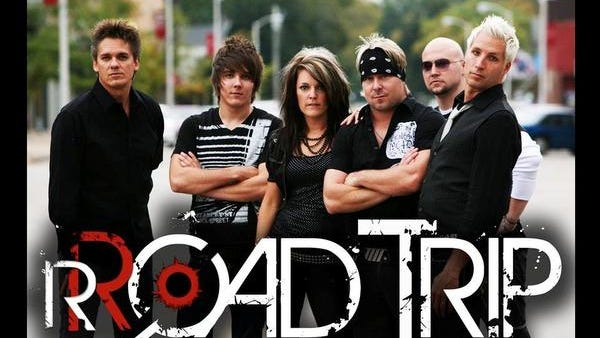 Road Trip will play from 7:30 p.m. to 10:30 p.m. Saturday at the Wisconsin Rapids Car Show at the Grand Rapids Lions Club.