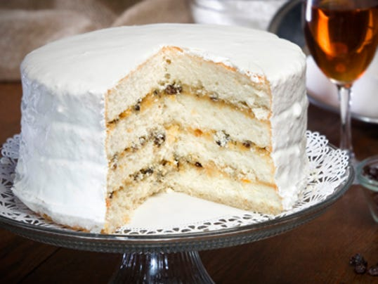 Lane Cake Encyclopedia Alabama