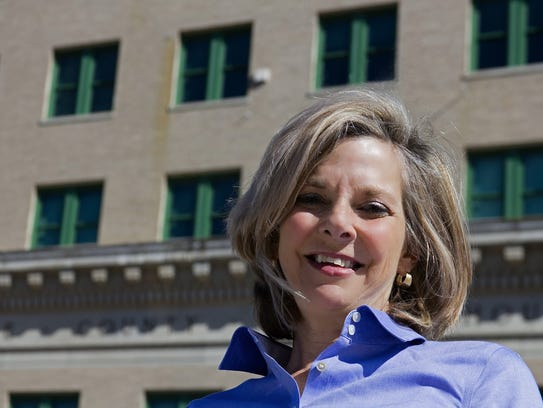 District 2 Commissioner Ellen Frost
