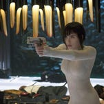 New movies: 'Ghost in the Shell,' 'Boss Baby,' 'Zookeeper's Wife'