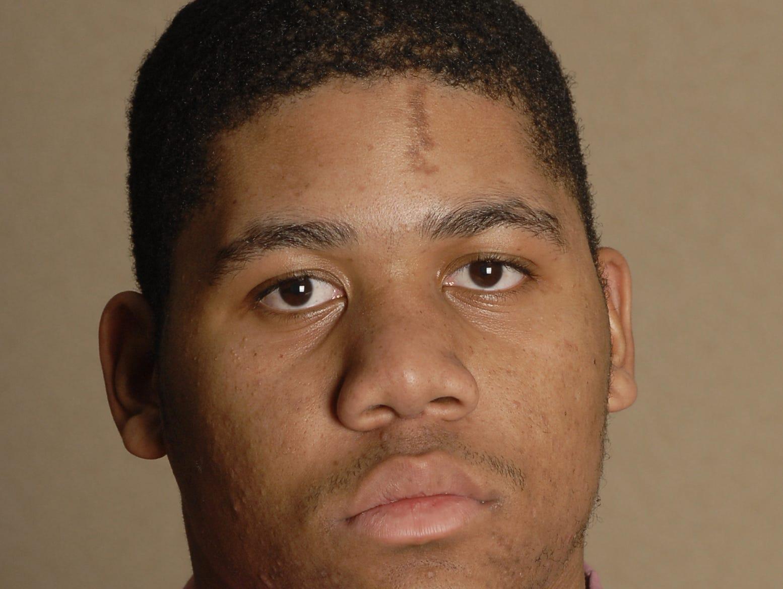 Defensive lineman Darryl Parker - Class of 2009