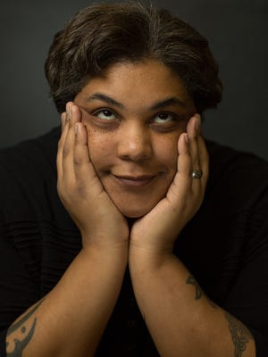 """Roxane Gay's books include the new memoir """"Hunger,"""" the essay collection """"Bad Feminist"""" and the story collection """"Difficult Women."""""""