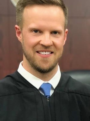 Sam Terry will begin work as the Fort Smith Prosecuting Attorney on Jan. 4, 2021.
