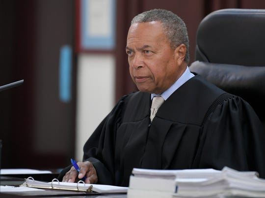 Criminal Court Judge Monte Watkins was disciplined for ethics violations for a trip he took to Costa Rica with disgraced former Judge Casey Moreland.