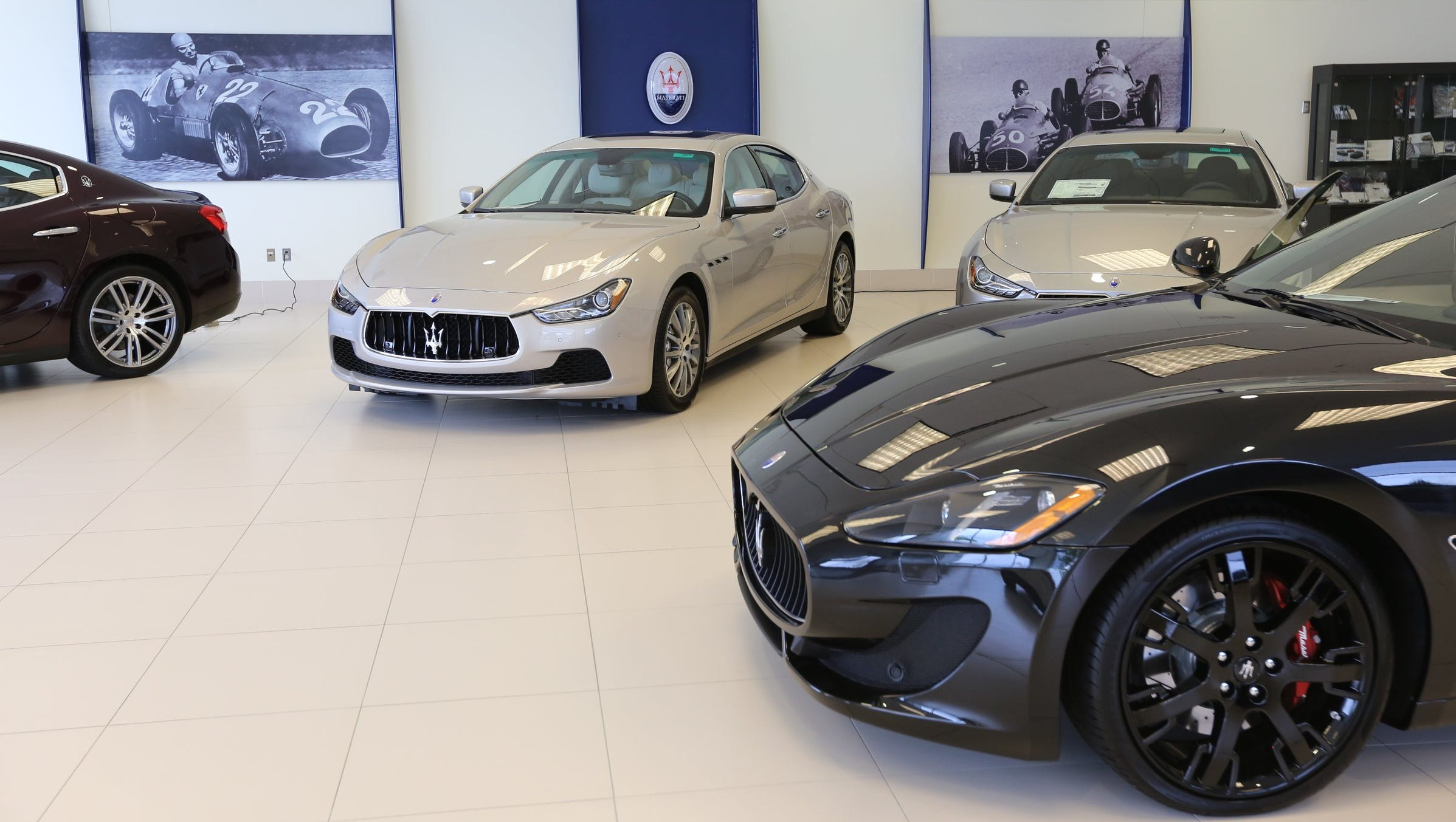 Who Owns Maserati >> Maserati Races Out Of The Shadows