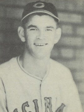 The Reds' Lee Grissom in 1939.