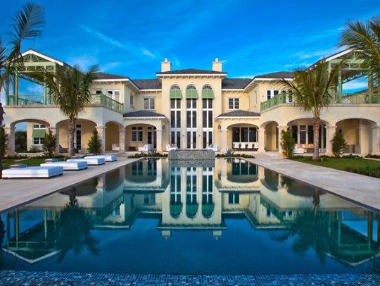 A family that already has a home in Vero Beach was