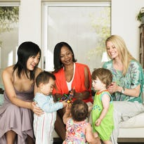 Why we need to retire the term 'Mommy Wars' and celebrate our #momvillage instead