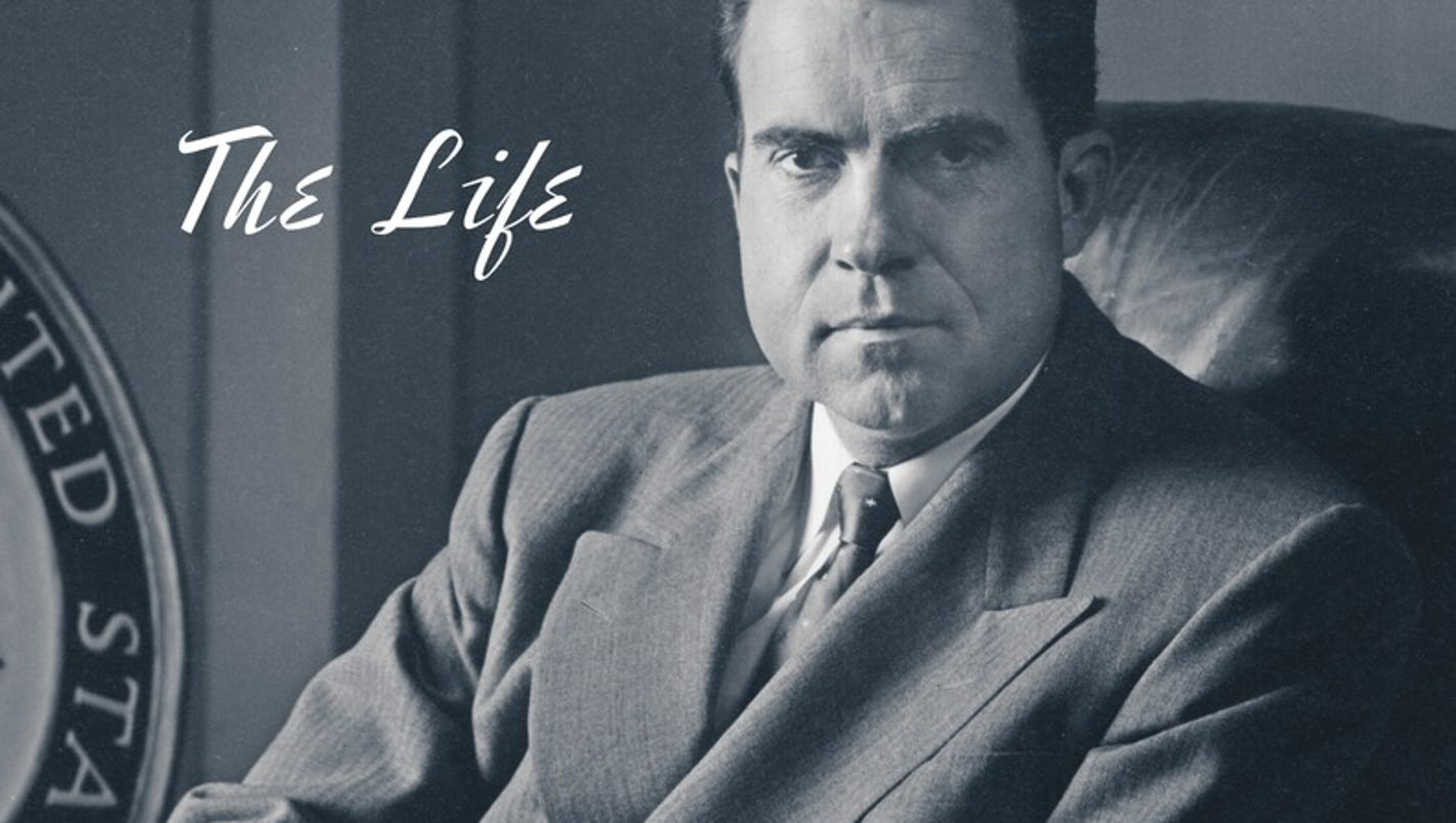the political life of richard nixon For decades, stories have circulated that richard nixon physically abused his wife, pat nixon—yet the allegations have, for the most part, been ignored they do not make up a large part of his.