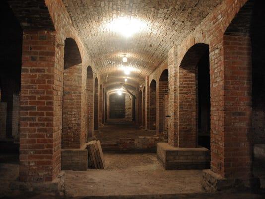 The City Market Catacombs Tour