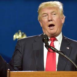 Former Alaska governor Sarah Palin addresses the Western Conservative Summit in Denver on Friday, July 1, 2016.