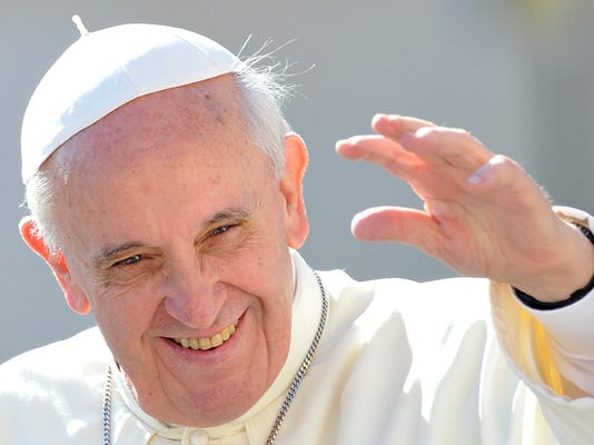 Pope's blunt words break new ground - again