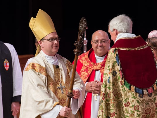 News: Episcopal Bishop