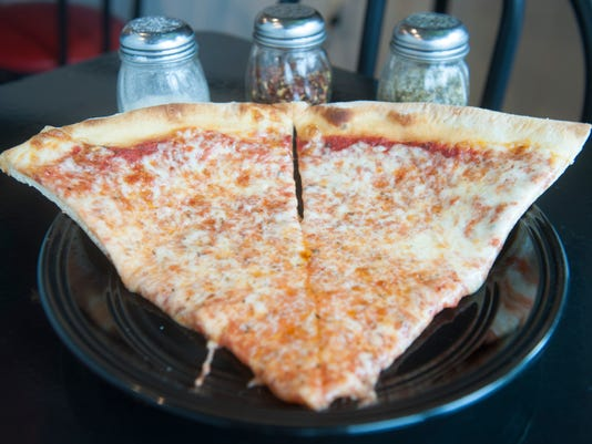 Dining Review:  Slice Pizzeria
