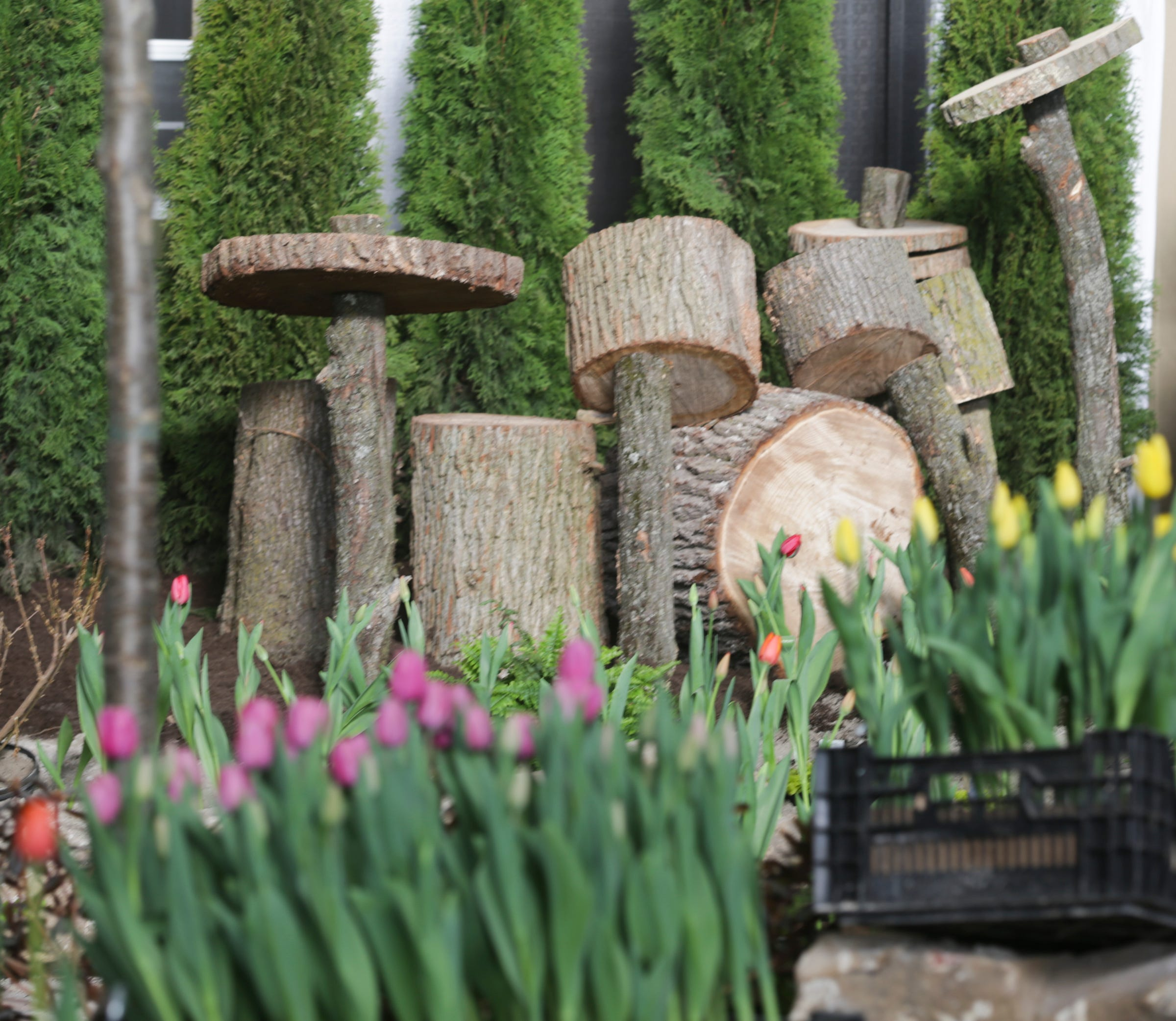 ... Flower Patio Show Indianapolis By Finishing Touches On Indiana Flower  Amp Patio Show ...