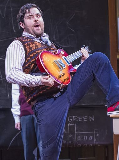 "6/19-24: The hit film ""School of Rock"" comes to ASU Gammage in the story of a wannabe rock star who happens into the role of a substitute teacher. Dewey Finn takes some uptight, A students and transforms them into rockers.The musical features 14 new songs from Andrew Lloyd Webber. 