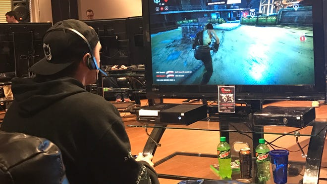 Fort Bliss will have a Gears of War 4 tournament Jan. 28 for active-duty soldiers at the Soldier Activity Center. The same tournament was recently held at Fort Wainwright, Alaska.